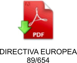 DIRECTIVA EUROPEA